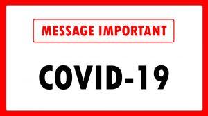 Message Important - CORONA VIRUS - FORMATION CACES BORDEAUX